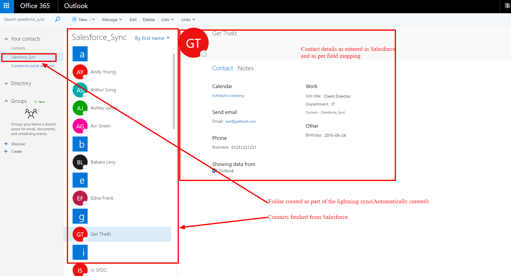 Contact Pictures sync problems with Exchange - Microsoft ...