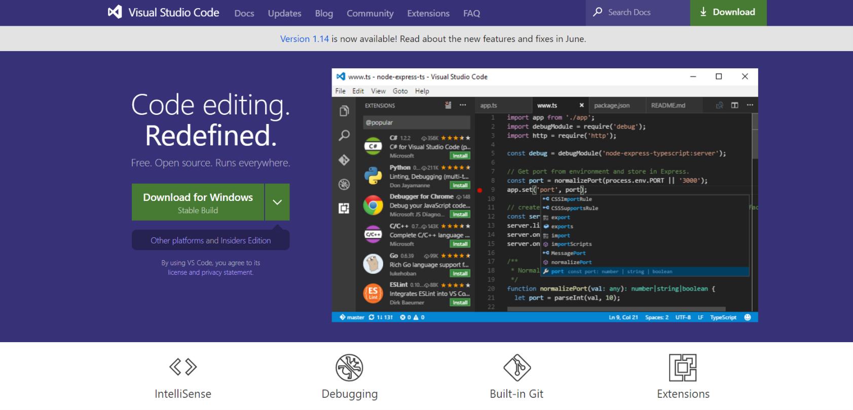 Visual Studio Code with salesforce - GetTheKT